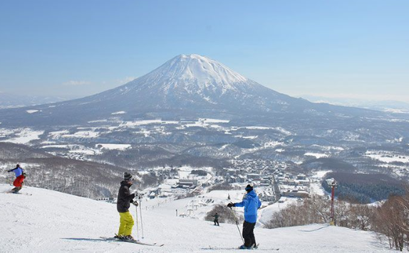 Top 10 most attractive ski resorts in Asia (Part 1)