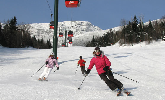 Recommended places to enjoy skiing in Scotland