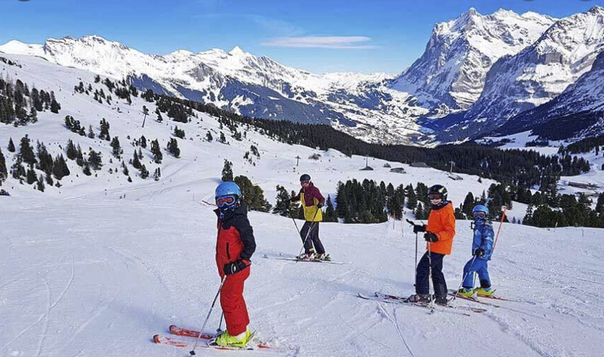 The top-rated ski resorts in Switzerland in 2020 (Part 1)