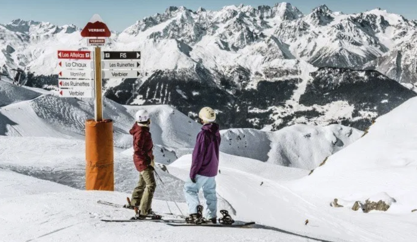 The best ski resorts in Europe and North America (Part 2)