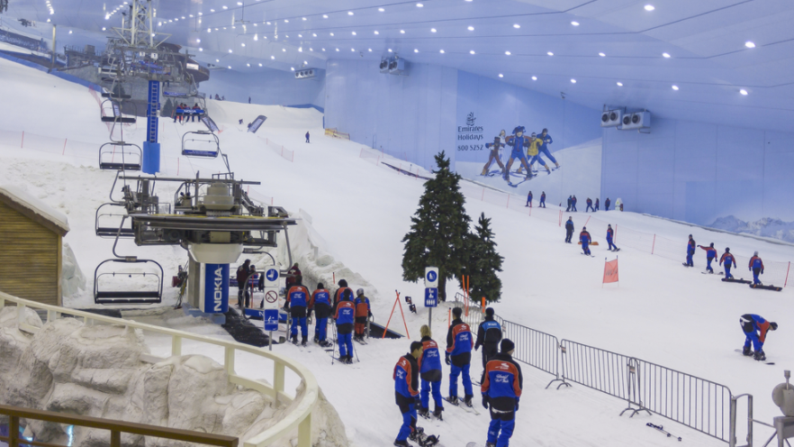 The most impressive indoor ski resorts in the world (Part 2)