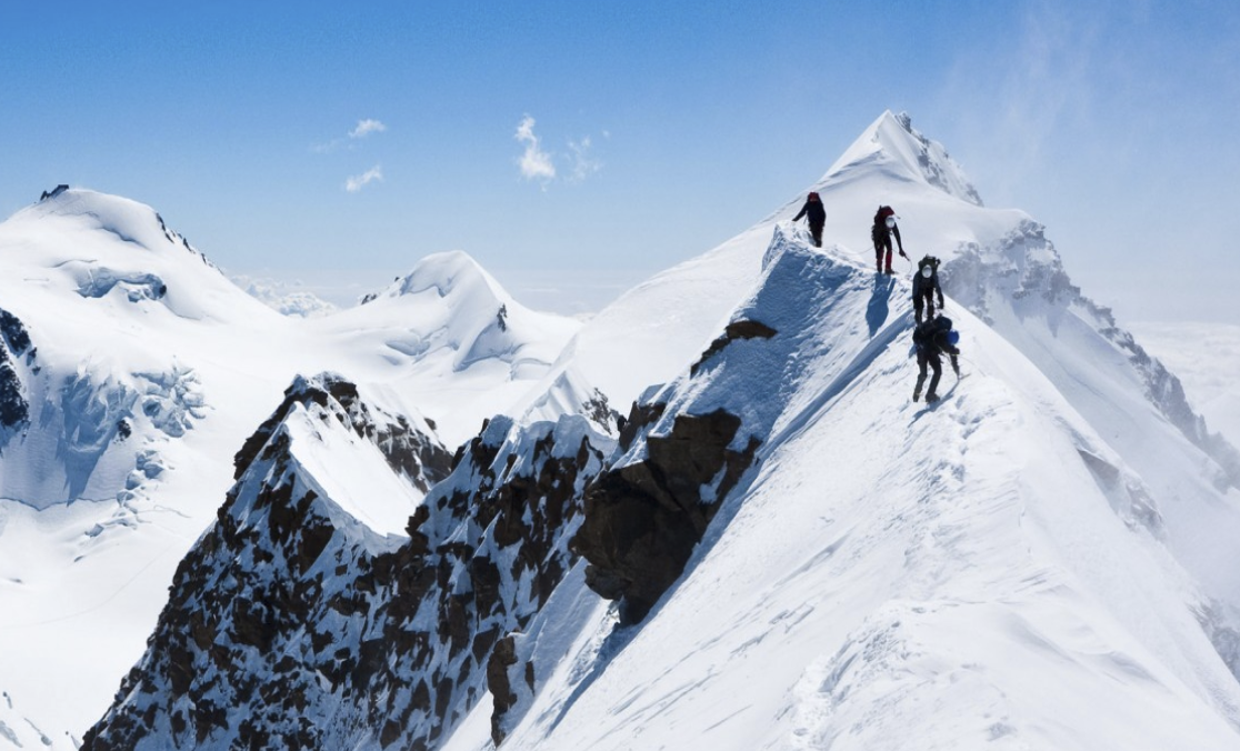 Explore skiing and other exciting winter activities in the top of Mont Blanc (Part 1)