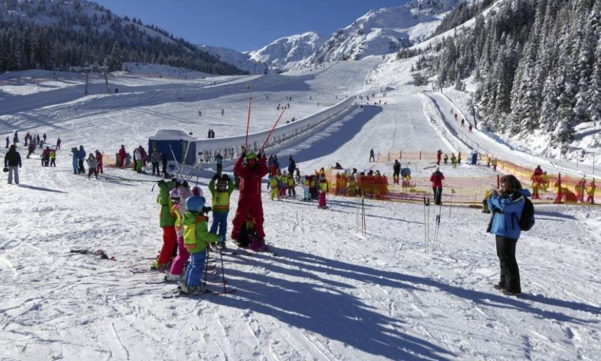 Austria's 3 top ski resorts for families