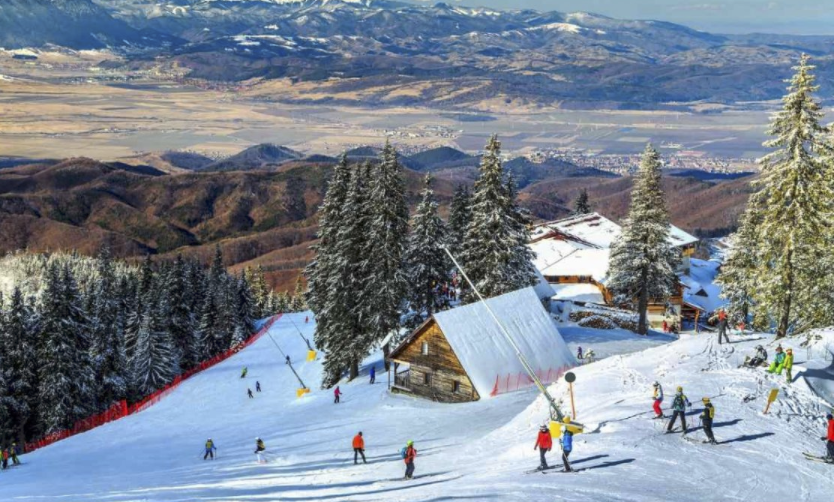 Places to enjoy skiing in Europe without spending too much money (Part 1)