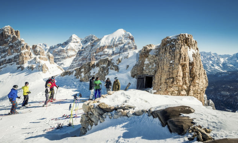 5 best ski resorts in Europe that make your winter trip more fun (Part 1)