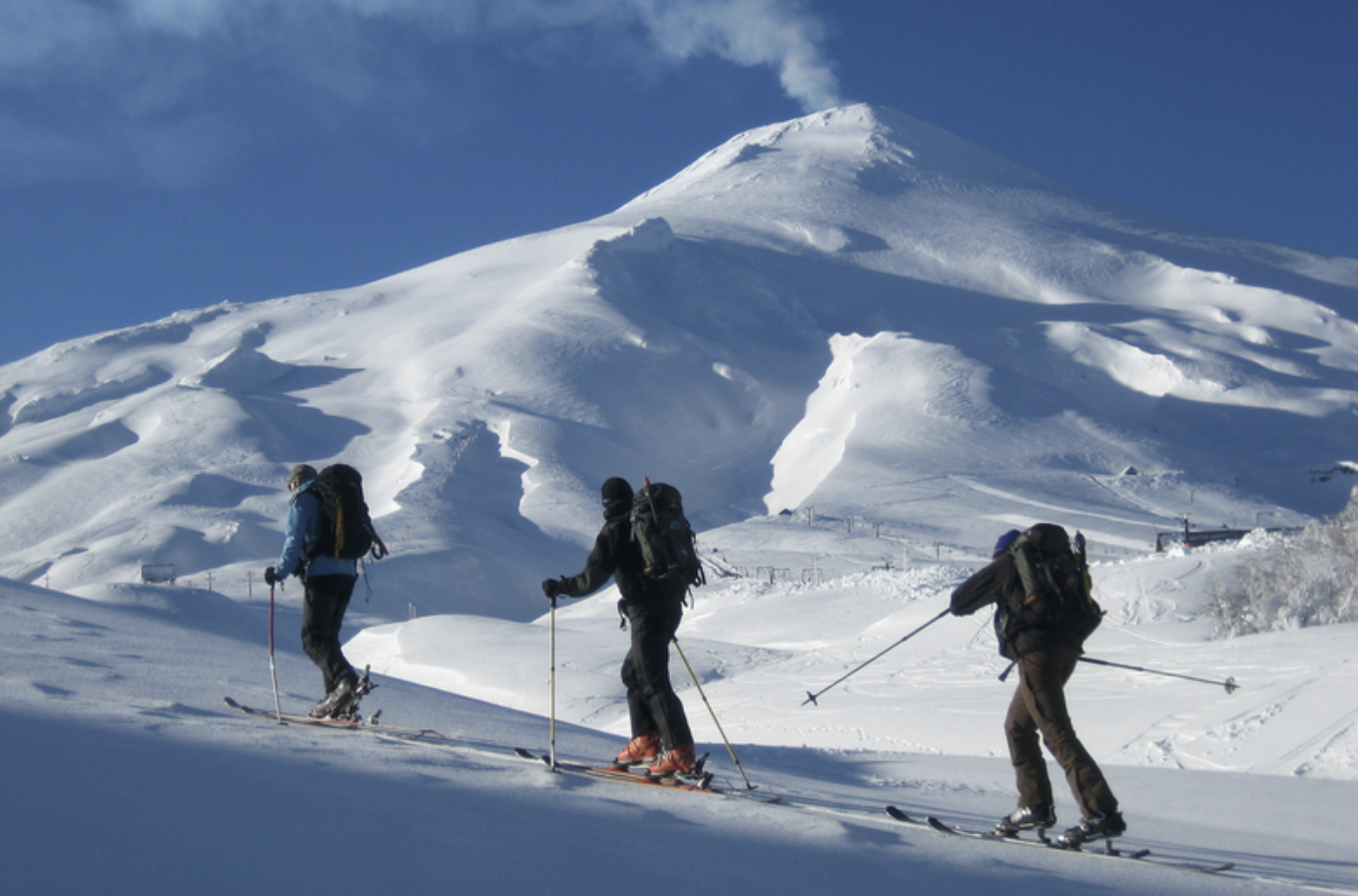 Top 5 ideal ski spots to enjoy winter sports in Chile