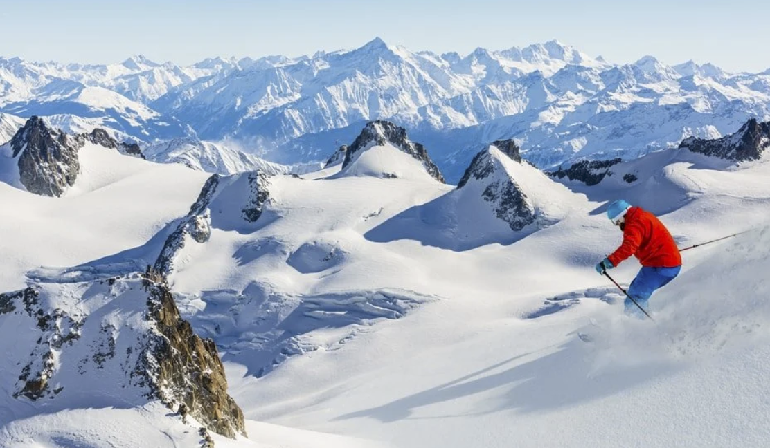 5 most snowy places to enjoy winter sports in the world